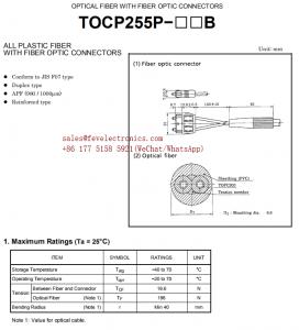 TOCP255P JIS F07 Type