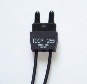 TOCP255 Toshiba Optical Fiber Cable JIS F05 F07 Type
