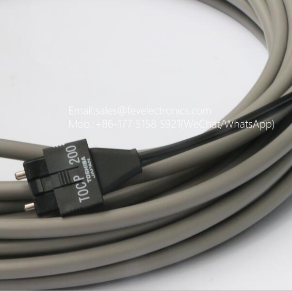 TOCP 200 Toshiba Optical Fiber Cable with jacket coating C08I