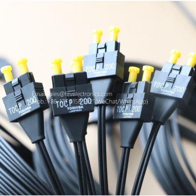 TOCP 200 TOSHIBA Optical Fiber Cable